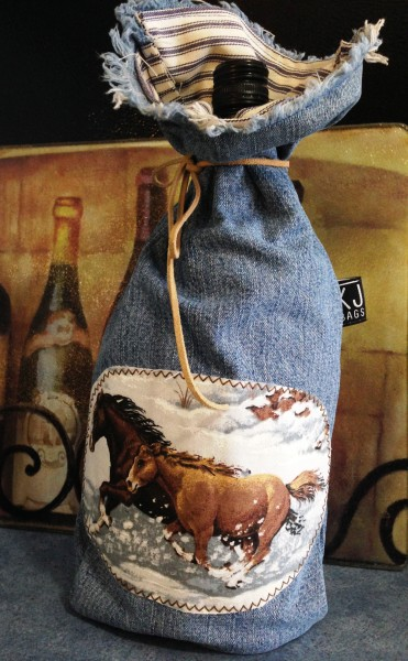Wine Bag Sample Photo