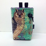 Owl Chalk Bag
