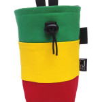 Rasta Chalk Bag