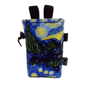Starry Night Chalk Bag