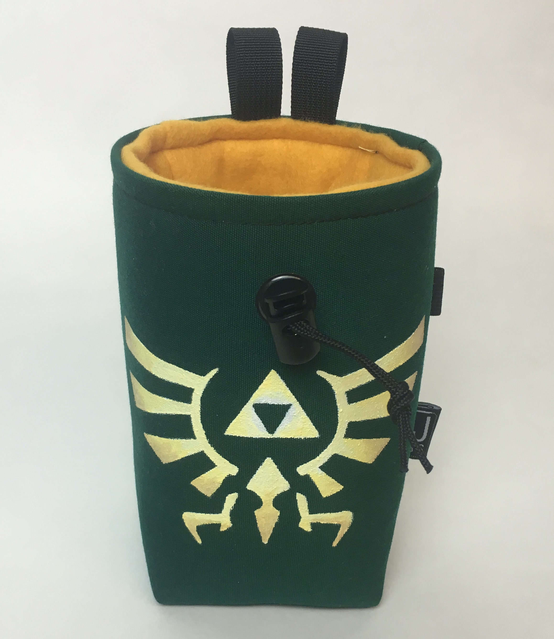 Chalk Bag Archives Kendal Jackson Bags Tote Green I Think Thats Why Zelda Fans Have A Way Of Finding Us On The Web And Out At Crag This Design Is One Weve Been Doing For Some Time