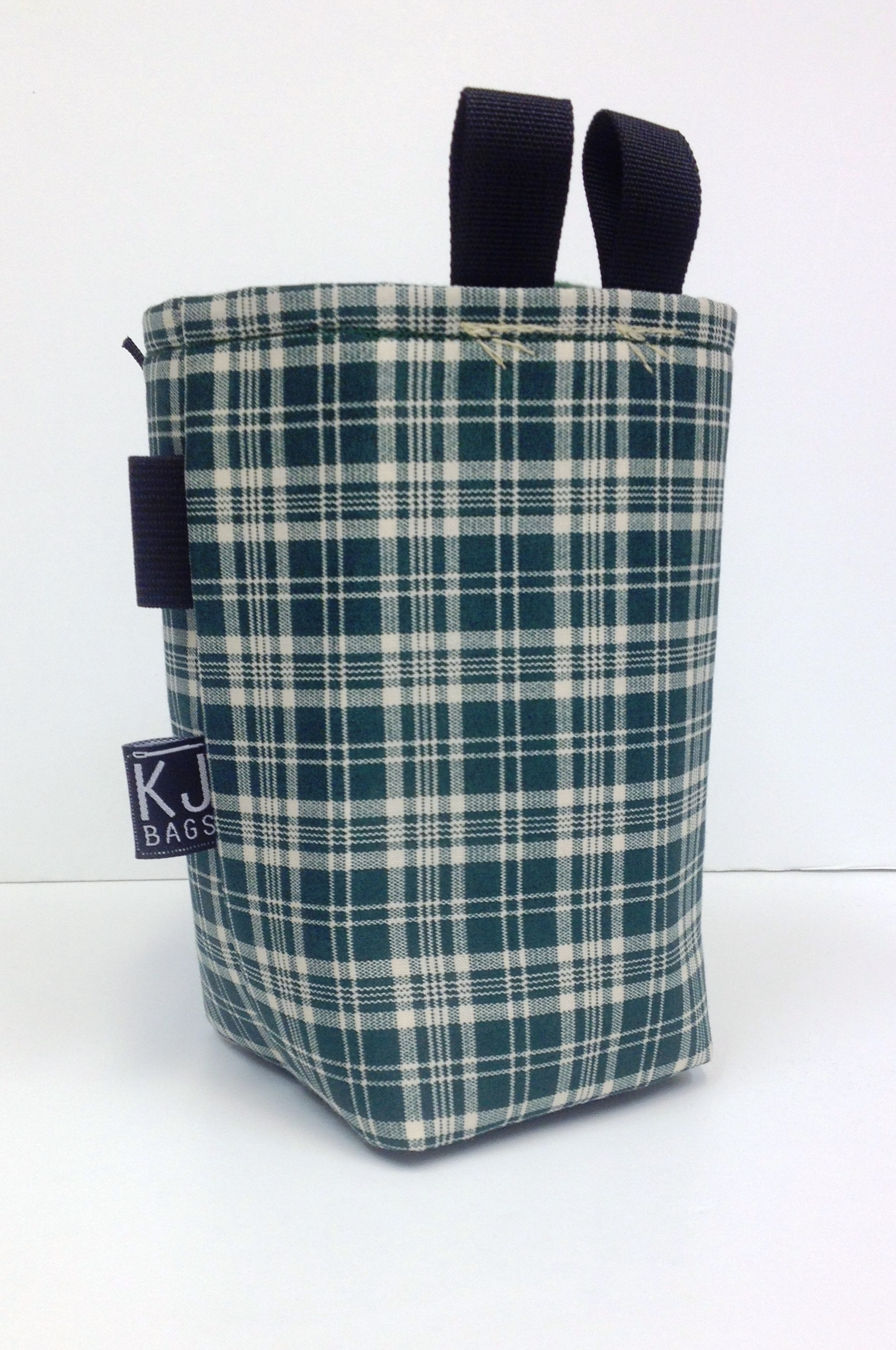 Forest Green Plaid Chalk Bag Kendal Jackson Bags Tote Photo May 22 9 18 01 Am